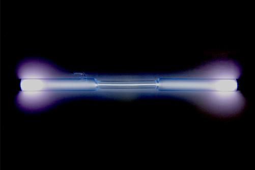 Xenon tube