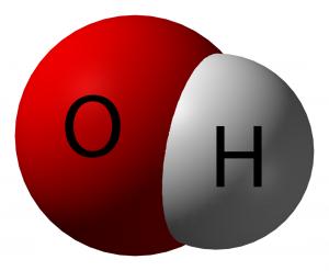 أيون الهيدروكسيدhydroxide ion