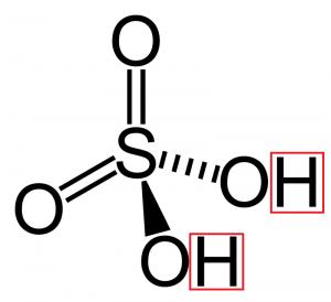 حمض ثنائي القاعدة dibasic Acid