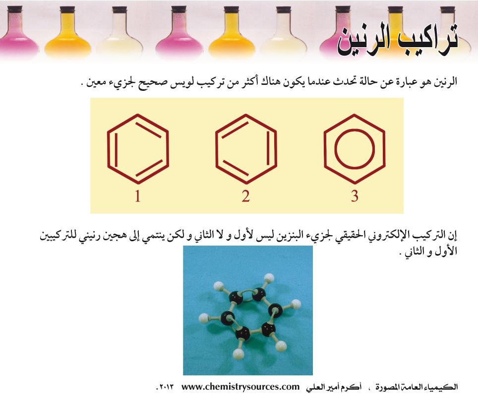 الكيمياء العامة المصورة أكرم العلي صفحة 36
