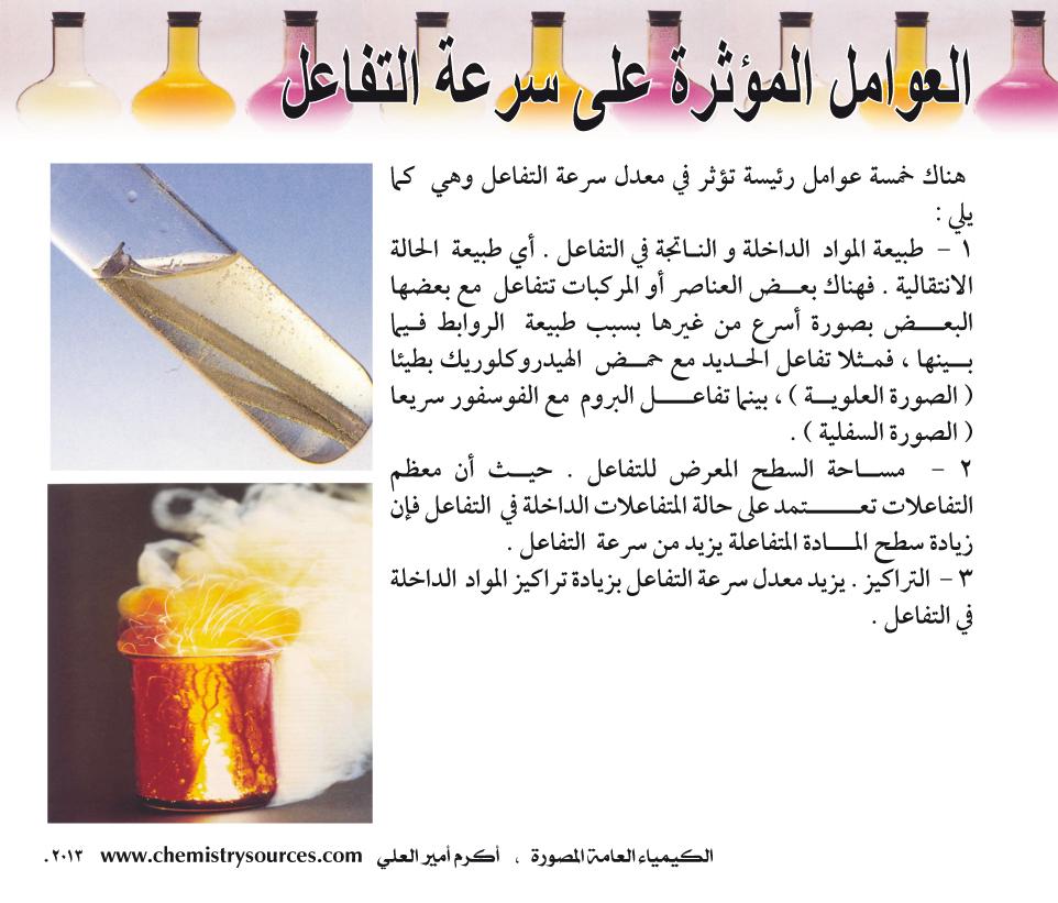 الكيمياء العامة المصورة أكرم العلي صفحة 45