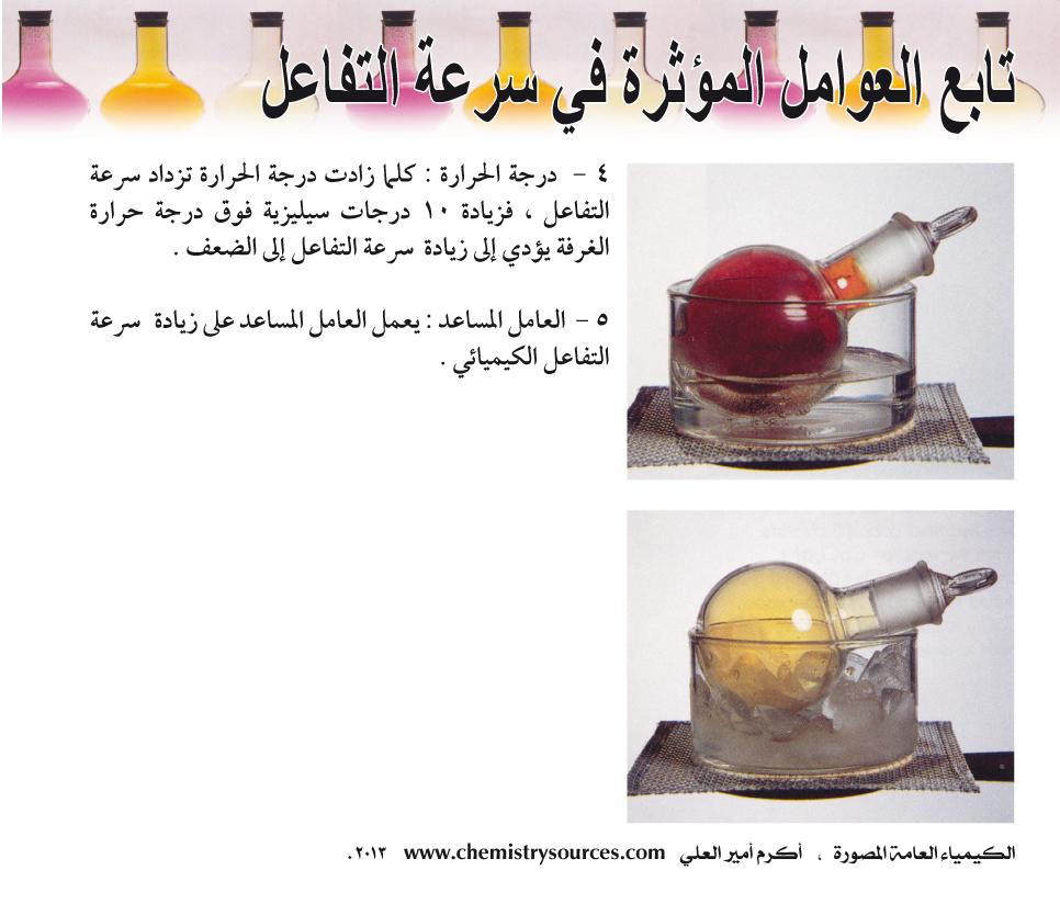 الكيمياء العامة المصورة أكرم العلي صفحة 46