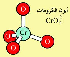 Chromate ion