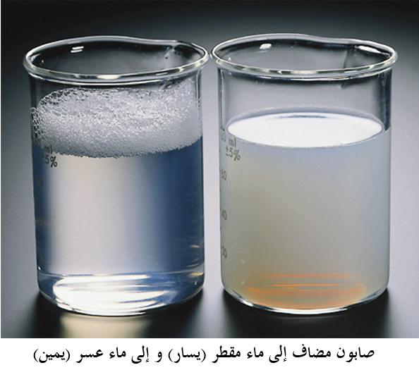 عسر الماء الدائم permanently hard water