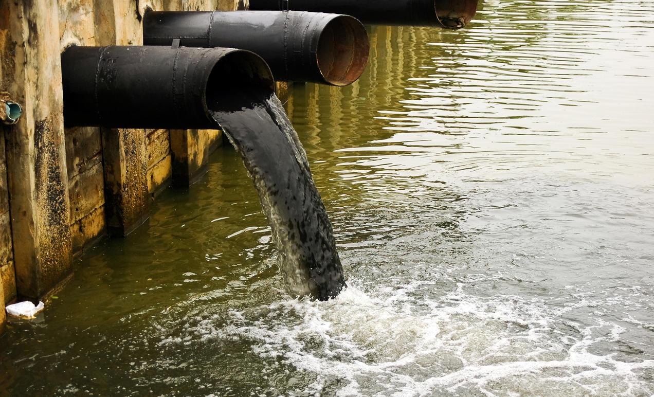 التلوث الكيميائي مصادر الكيمياء