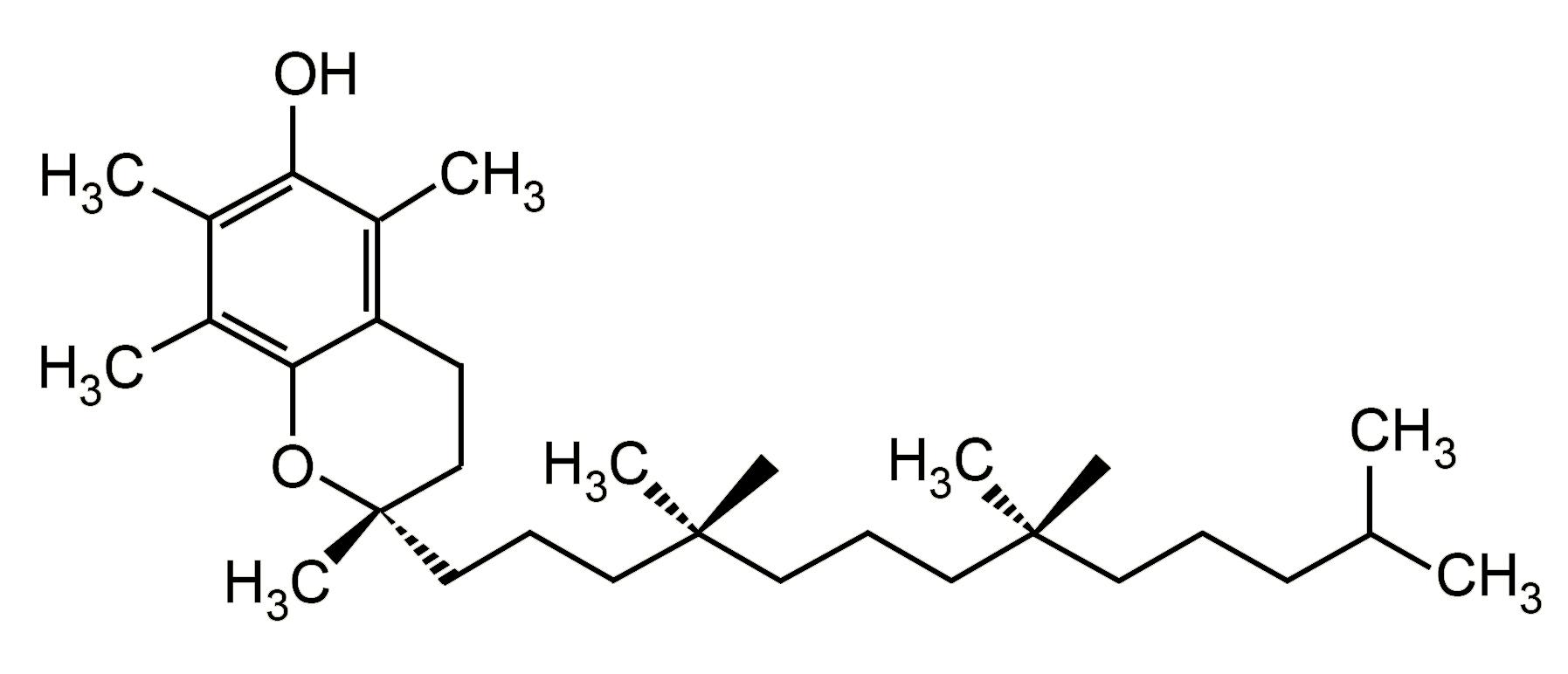 فيتامين هـ E (التوكوفيرول Tocopherol)