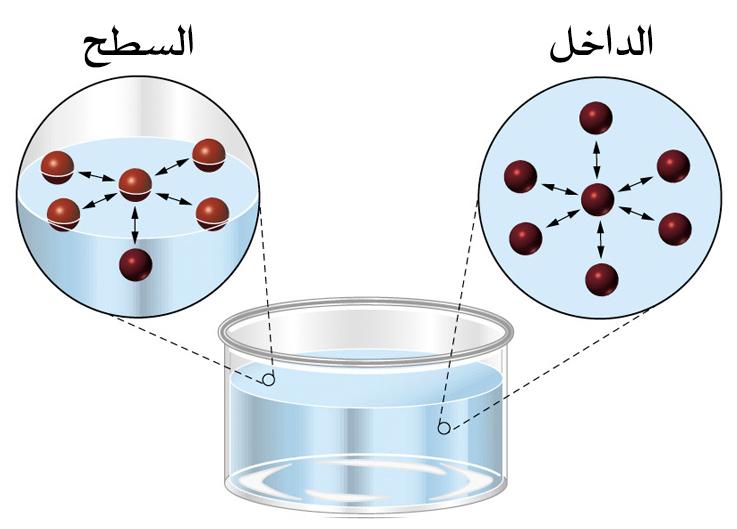 السائل Liquid