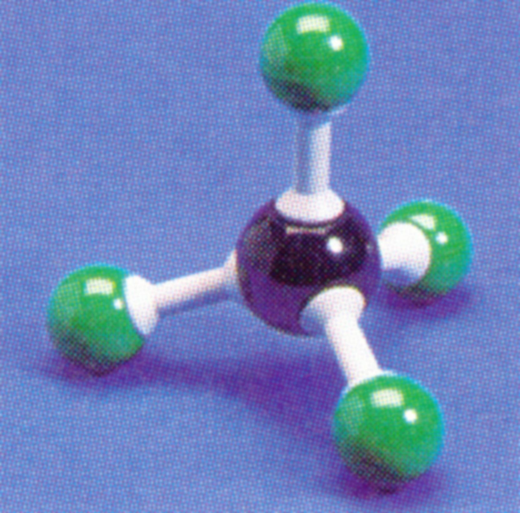 رباعي كلوريد الكربون Carbon tetrachloride