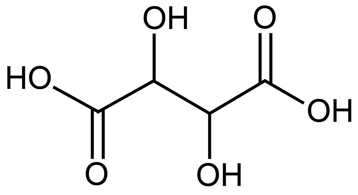 حمض الراسيميك Racemic Acid