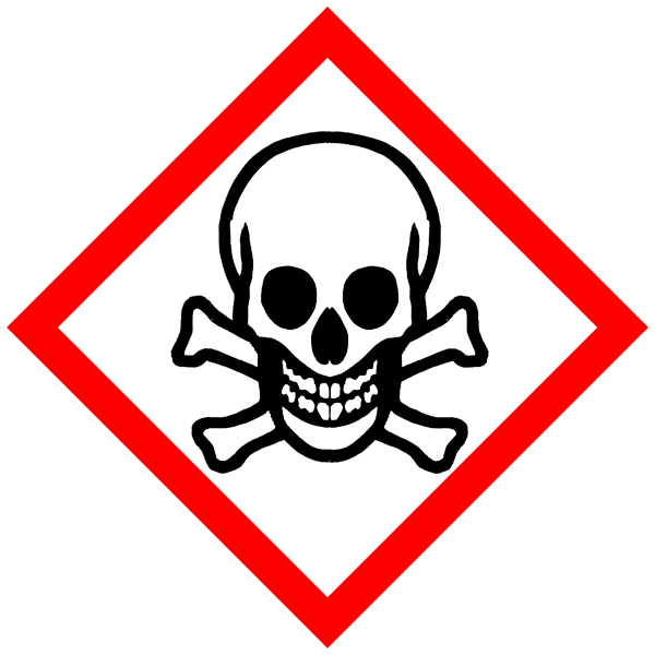 المواد السامة في المختبرات و كيفية التعامل معها