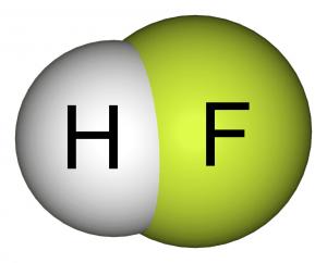 فلوريد الهيدروجين Hydrogen Fluoride