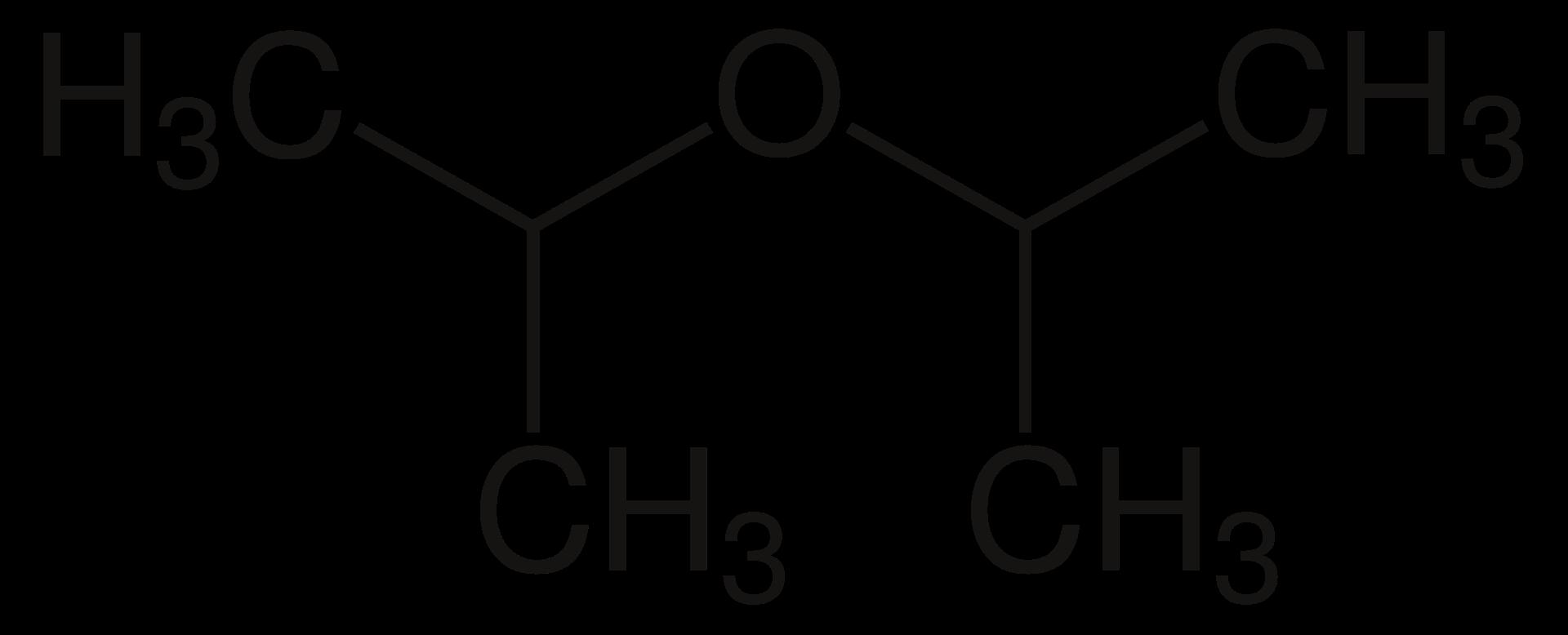 أيزوبروبيل الإيثر (أيسوبروبيل إيثر) Isopropyl Ether
