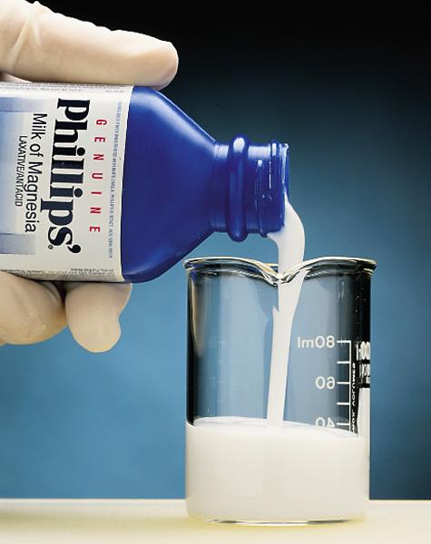 حليب المغنيسيا Milk Of Magnesia