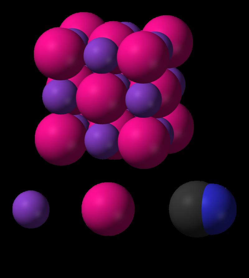 سيانيد البوتاسيوم Potassium Cyanide