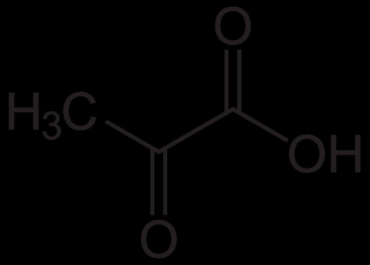 حمض البيروفيك Pyruvic Acid