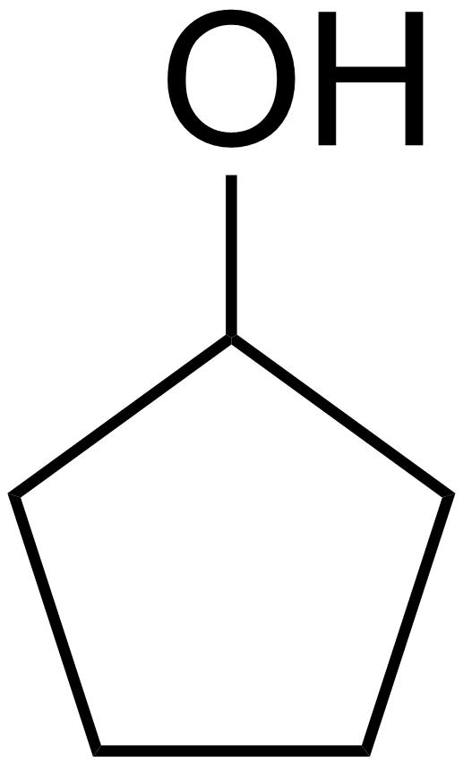 بنتانول حلقي Cyclopentanol