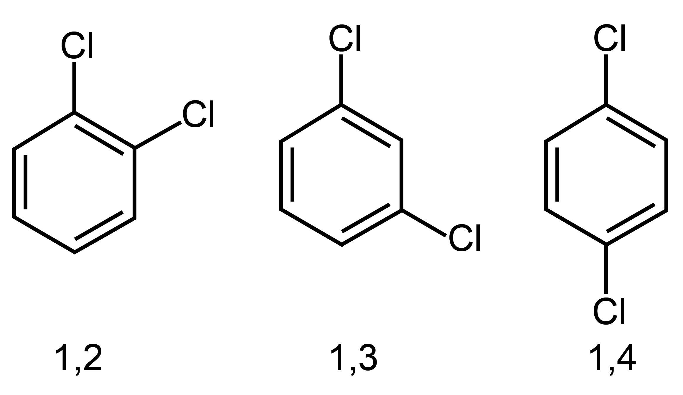 ثنائي كلوريد بنزين Dichlorobenzene