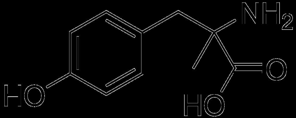 ألفا-ميثيل-بارا-تايروسين α-Methyl-p-Tyrosine