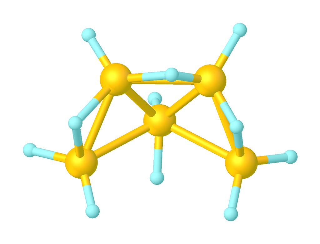 خماسي البوران الحادي عشر (Pentaborane(11