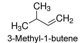 ميثيل-1-بيوتين (3-)Methyl-1-butene