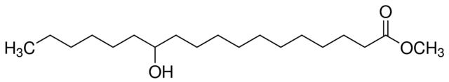 ميثيل 12-هيدروكسي ستيرات Methyl 12-hydroxyoctadecanoate