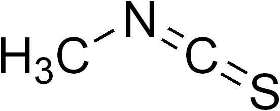 أيسو ثيو سيانات الميثيل Methyl Isothiocyanate