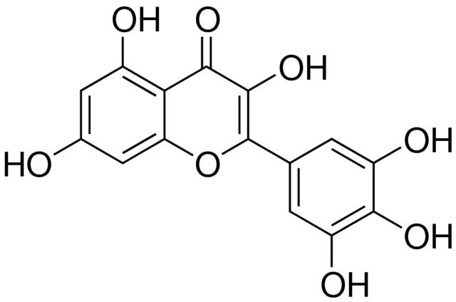 ميريسيتين Myricetin