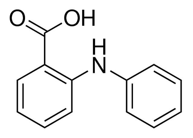 ن-فينيل حمض الأنثرانيليك N-Phenylanthranilic Acid