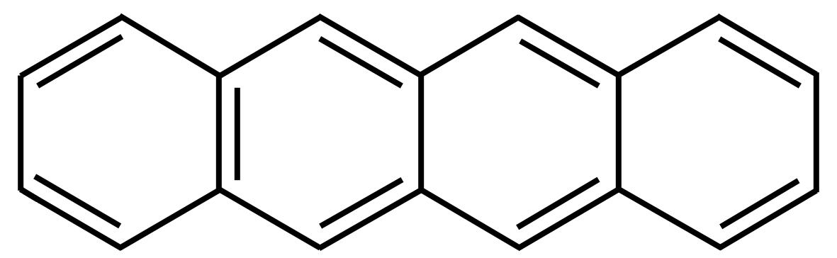 نافثاسين (نفثاسين) Naphthacene