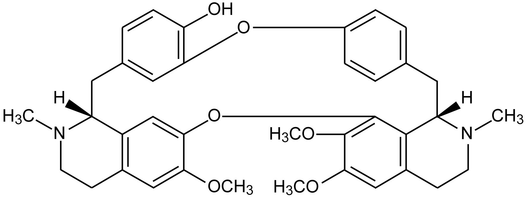 أوكسياكانثين Oxyacanthine