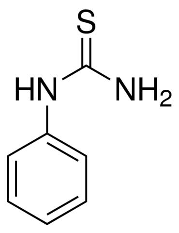 فينيل ثيوريا Phenylthiourea
