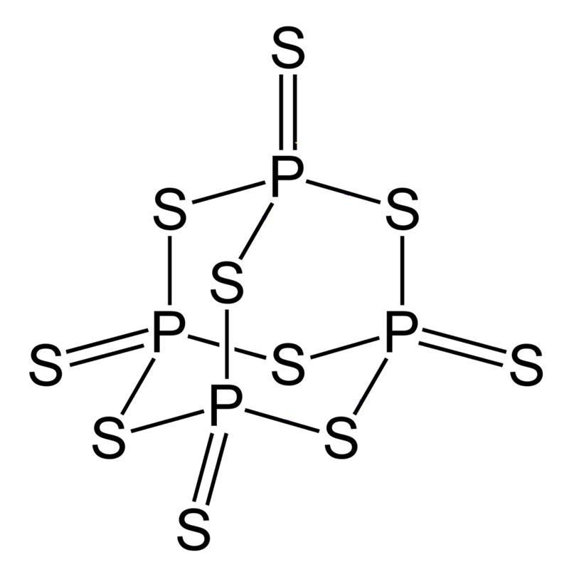 خماسي كبريتيد الفوسفور Phosphorus Pentasulfide