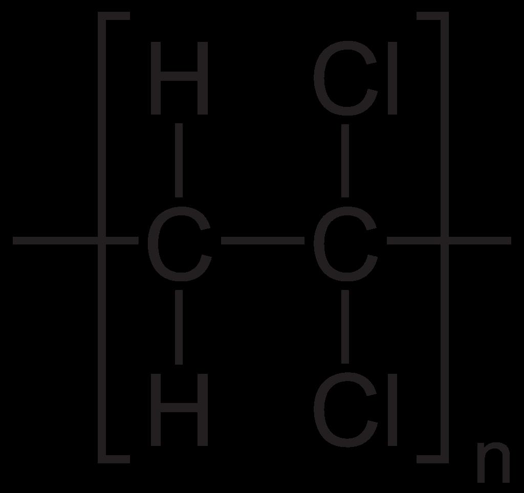 متعدد كلوريد الفينيليدين Polyvinylidene chloride