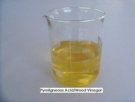 حمض البيروليجنيوس Pyroligneous Acid