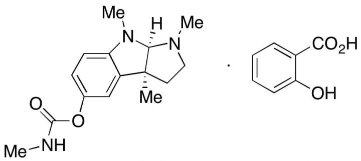 ساليسايلات الفيسوستيجمين Physostigmine Salicylate