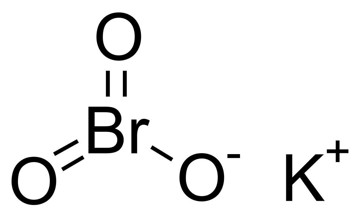 برومات البوتاسيوم Potassium Bromate KBrO3