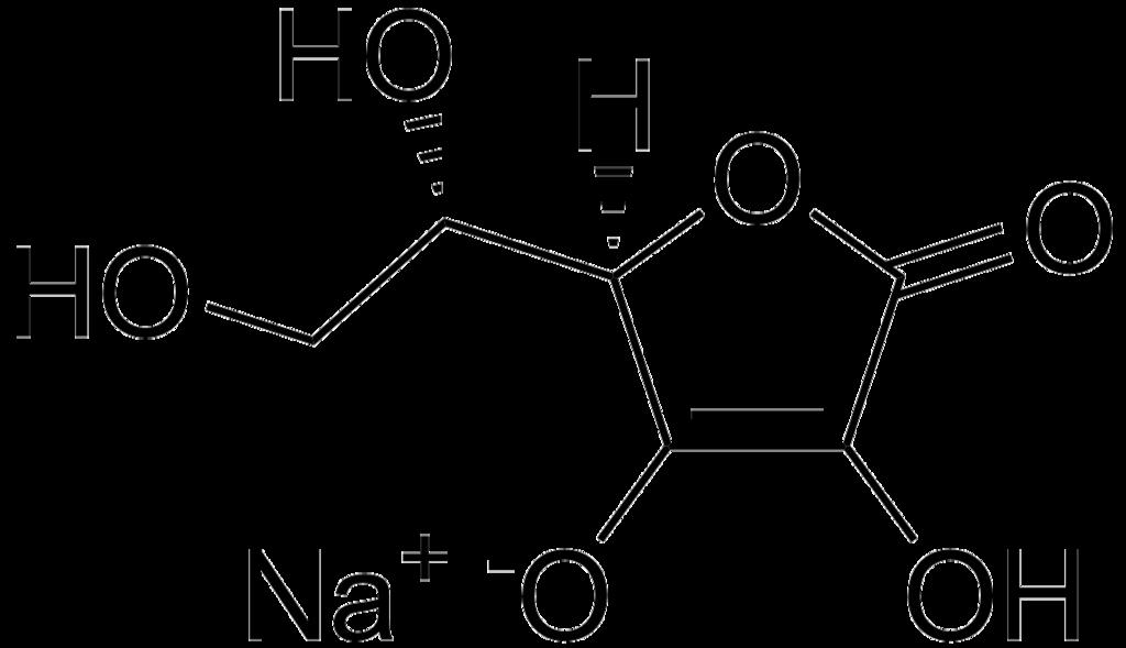 أسكوربات الصوديوم Sodium Ascorbate