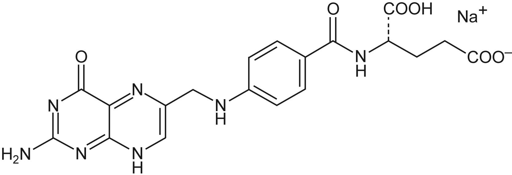 فولات الصوديوم Sodium Folate
