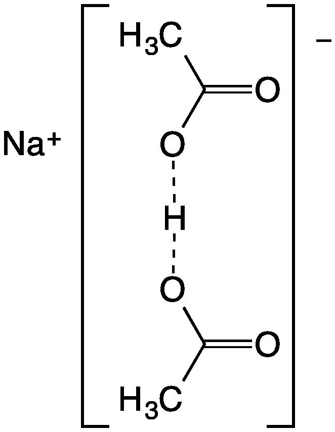 ثنائي خلات الصوديوم Sodium Diacetate