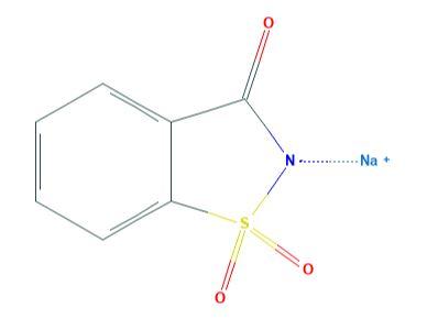 سكارين الصوديوم Sodium Saccharin