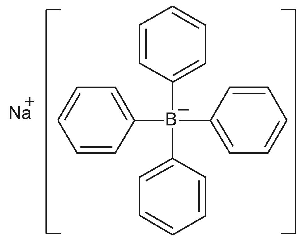 رباعي فينيل بورات الصوديوم Sodium Tetraphenylborate
