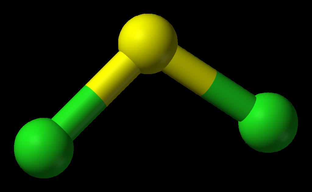 ثنائي كلوريد الكبريت Sulfur Dichloride