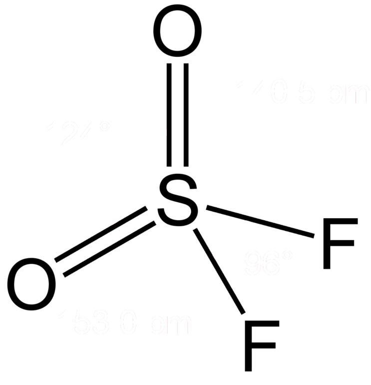فلوريد السلفوريل Sulfuryl Fluoride