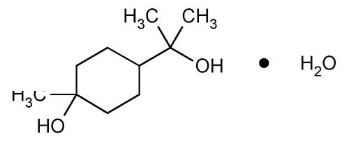 هيدرات التربين Terpin Hydrate