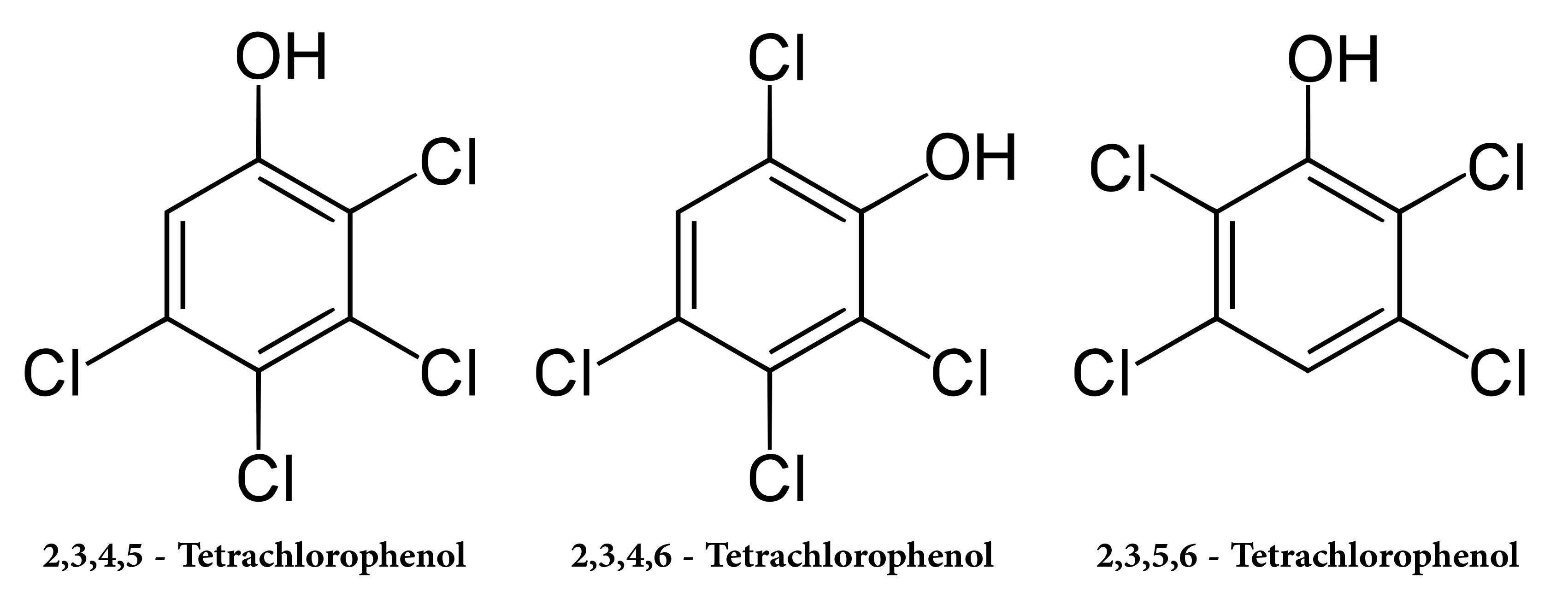 رباعي كلوروفينول Tetrachlorophenol
