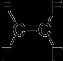 رباعي فلوريد الإيثيلين Tetrafluoroethylene