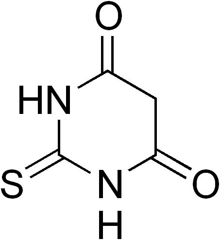 حمض ثيو الباربيتوريك Thiobarbituric Acid