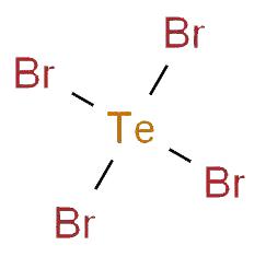رباعي بروميد التيلوريوم Tellurium tetrabromide TeBr4