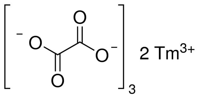 أكسالات الثوليوم Thulium Oxalate