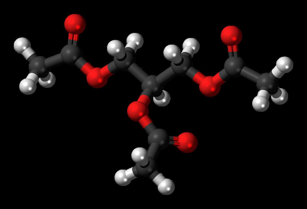ثلاثي الأسيتين (تراياسيتين) Triacetin